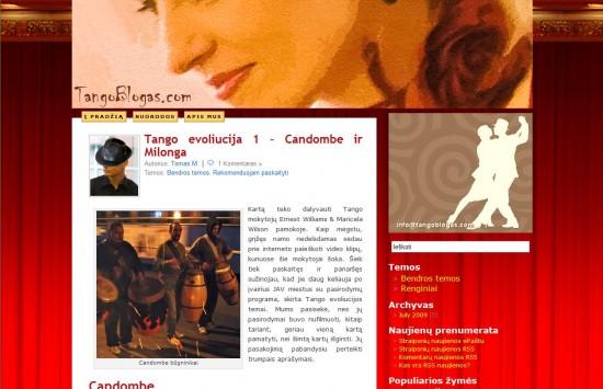tangoblogas