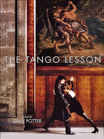 "Filmo herojai atkartoja Eugène Delacroix freskos ""Jokūbo kova su Dievo angelu"" kompoziciją."